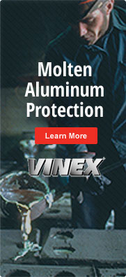 molten-aluminum-protection